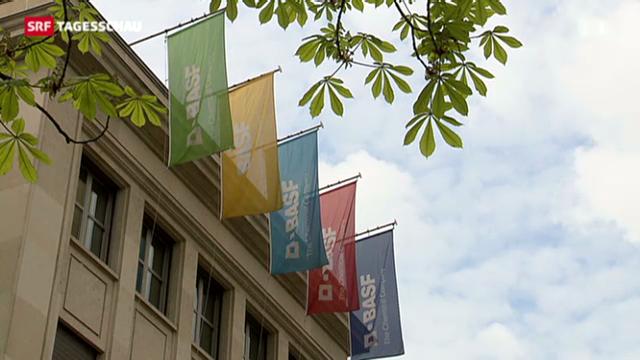 Entlassungen beim Chemie-Konzern BASF