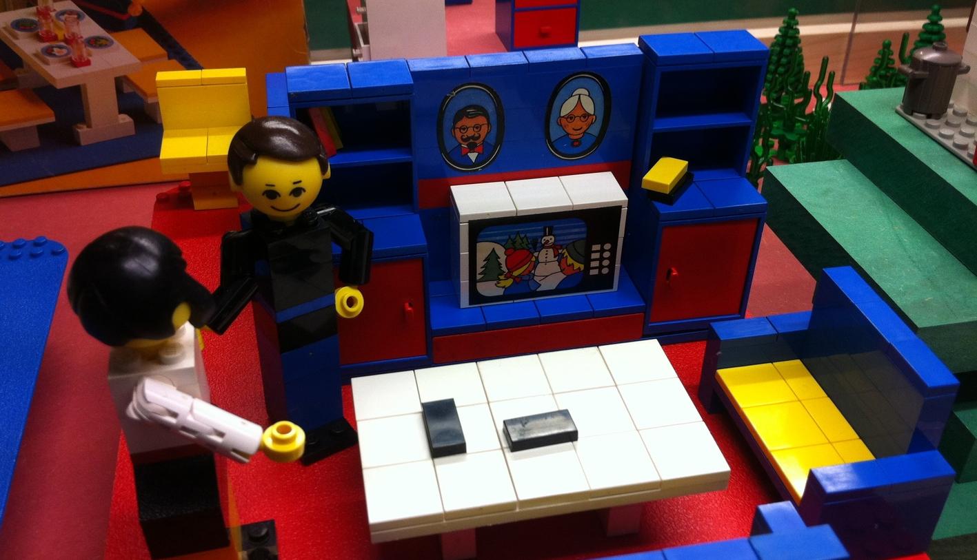 Besuch im Schweizer Lego-Museum in Binningen
