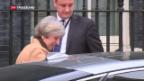 Video «Brexit: Weg frei für May» abspielen