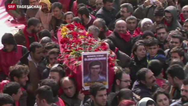 Video «Neue Proteste in der Türkei» abspielen