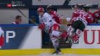Video «Team Canada zieht in den Spengler-Cup-Final ein» abspielen