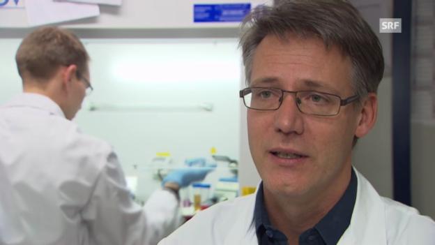 Video «Komplizierte Suche nach Krebstherapien» abspielen