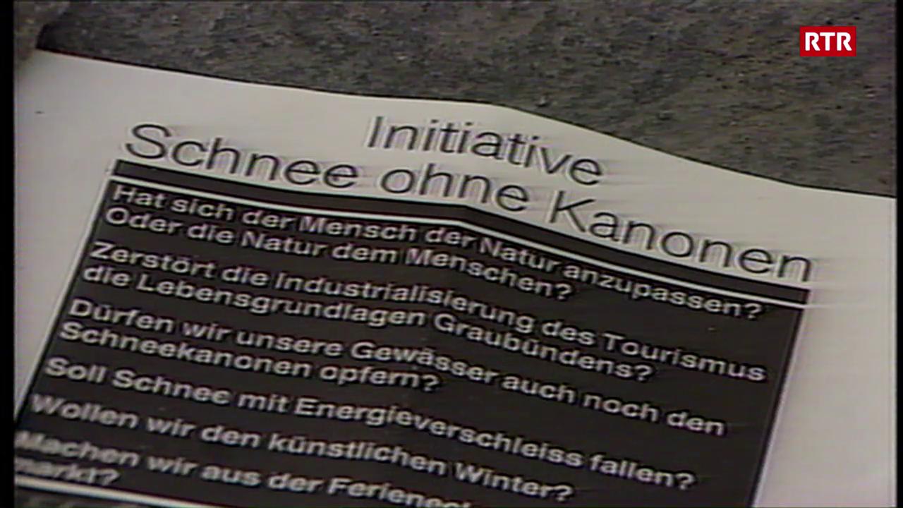 """Iniziativa populara 1990 """"Naiv senza chanuns"""""""