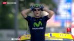 Video «Die Tour de France rollt Richtung Alpen» abspielen