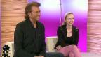 Video «Im Studio: Bo Katzman und seine Tochter Ronja» abspielen