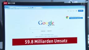 Video «Macht im Netz: Wie Google unser Leben beeinflusst » abspielen