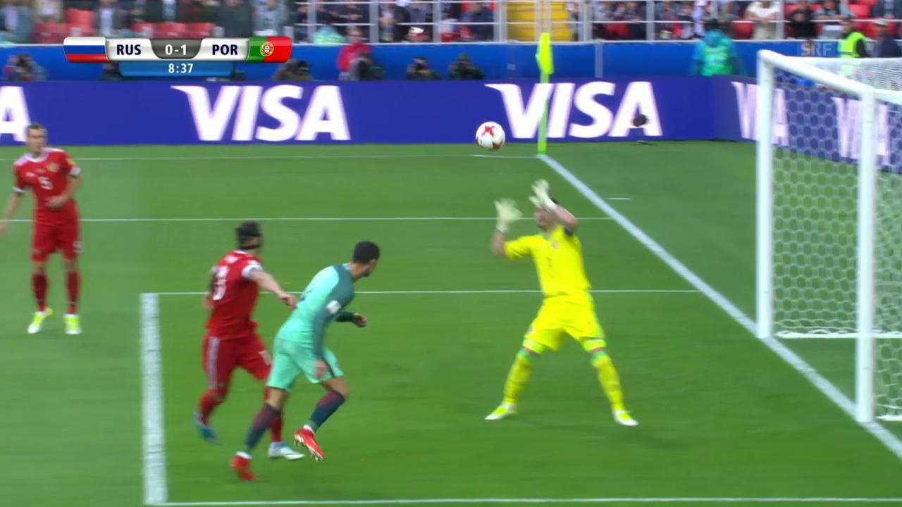Live-Highlights Russland - Portugal