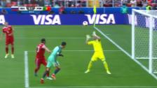 Video «Live-Highlights Russland - Portugal» abspielen