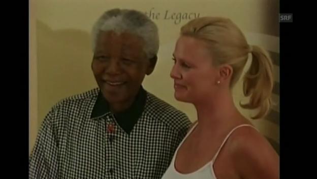 Video «Mandela und Theron» abspielen