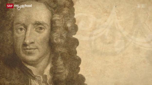 Video «Science Gossip: Isaac Newton (2/13)» abspielen