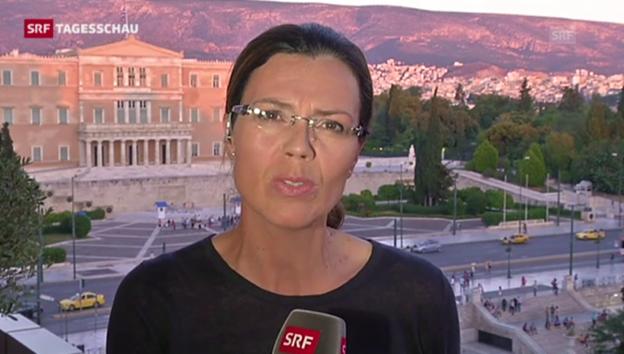Video ««EZB hat griechische Nerven vorerst beruhigt»» abspielen