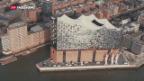 Video «Elbphilharmonie in Hamburg offiziell eröffnet» abspielen