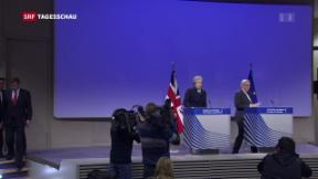 Video «Verfehlte Brexit-Einigung» abspielen