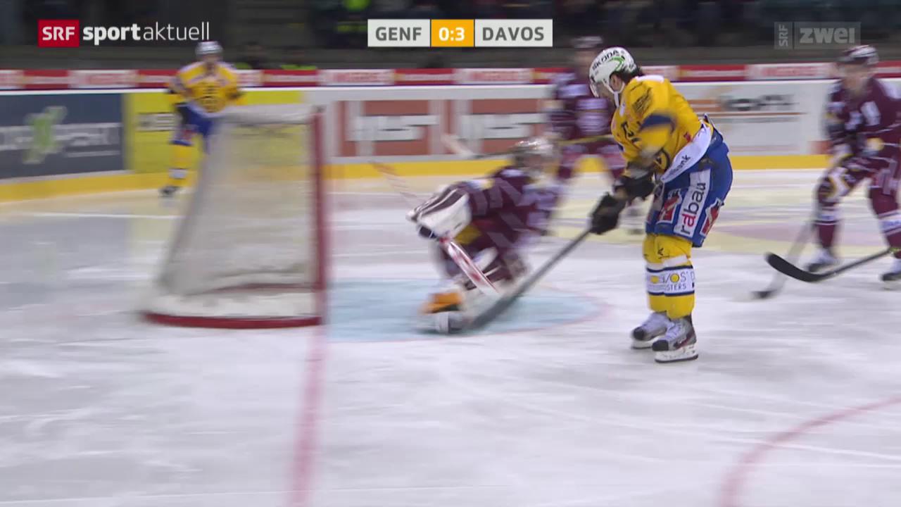 Eishockey: Genf-Davos