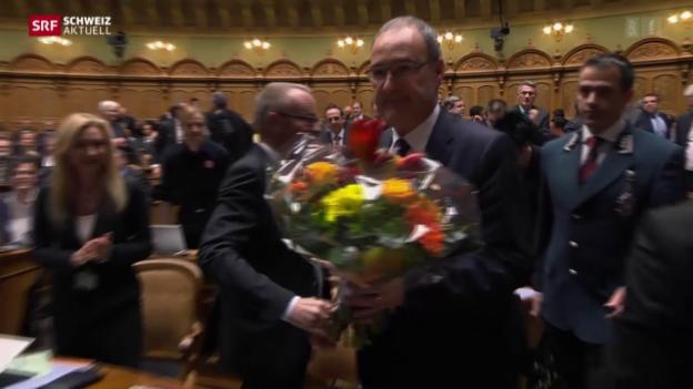 Video «Schweiz aktuell vom 09.12.2015» abspielen