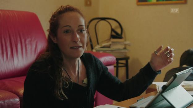 Video «Die Mittelschicht Italiens lebt am Exisitenzminimum.» abspielen