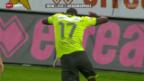 Video «Fussball: Sion - GC» abspielen