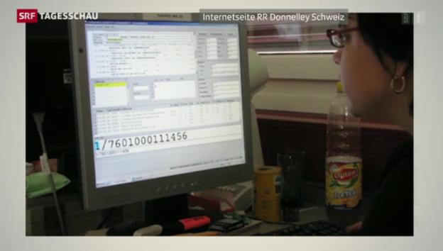 Video «Tagesschau vom 02.11.2013, 19:30» abspielen