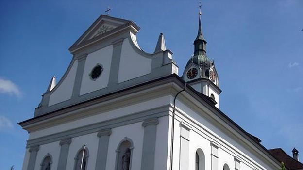 Glockengeläut der Kirche St. Stephan in Sempach