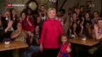 Video «Hillary Clinton offizielle Präsidentschaftskandidatin» abspielen
