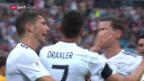 Video «Deutschland siegt zum Confed-Cup-Auftakt» abspielen