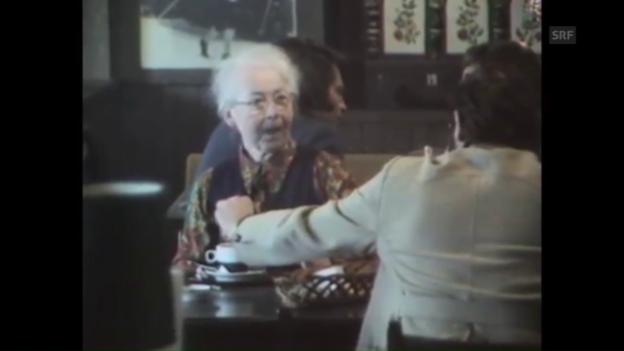 Video «Versteckte Kamera Gipfeli (1974)» abspielen