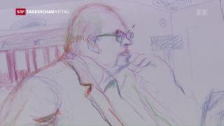 Video «Behring Prozess wird fortgeführt» abspielen