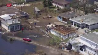 Video «Puerto Rico bittet Washington um Hilfe» abspielen
