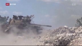 Video «FOKUS: Russland beeinflusst den Krieg in Syrien zugunsten Assads» abspielen