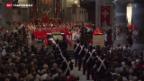 Video «Klosterleben seit biblischen 1500 Jahren» abspielen
