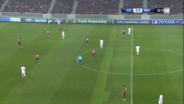 CL: Highlights Lille - Bayern München