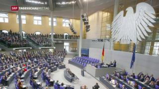 Video «Wie weiter in Deutschland?» abspielen