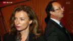 Video «Hollande-Buch: Details zum präsidialen Liebes-Aus» abspielen