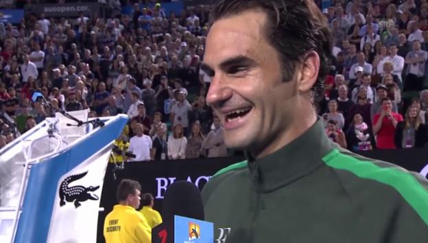 Video «Roger Federer über seine Kinder» abspielen