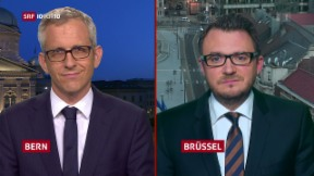 Video «Einschätzungen aus Bern und Brüssel» abspielen
