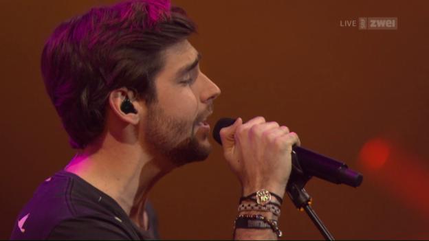 Video «Álvaro Soler – Medley «Sofia» und «Animal»» abspielen