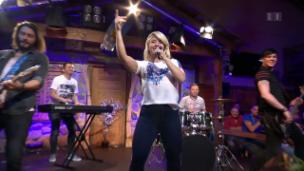 Video «Beatrice Egli & Band» abspielen