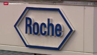 Video «Rekordgewinn für Roche» abspielen