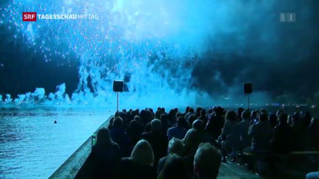 Video «Feuerwerk-Spektakel am Zürifäscht» abspielen
