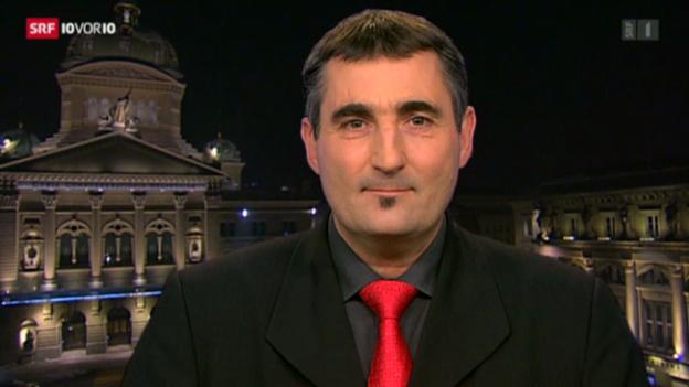 Video «Einschätzungen von Otmar Deflorin, Kantonschemiker Bern» abspielen