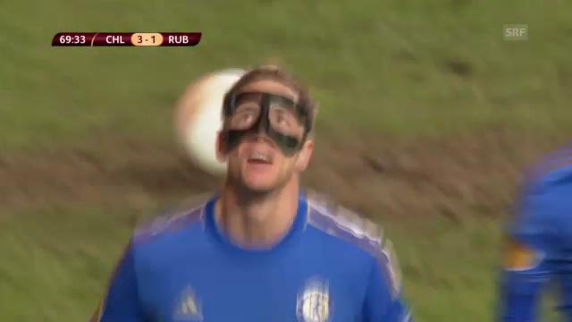 Europa League: Chelsea - Rubin Kasan