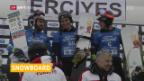 Video «Galmarini und Van der Graaff weit zurück» abspielen
