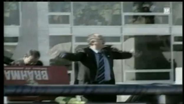 Video «Luiz Felipe Scolari nach dem Gewinn des WM-Titels 2002» abspielen