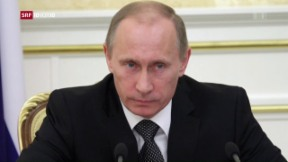 Video «Wladimir Putin - der Machtmensch» abspielen