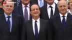 Video «Regierungs-Umbau in Frankreich» abspielen