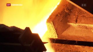 Video «Auswirkungen der Robotik auf Arbeitsplätze in der Schweiz» abspielen