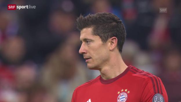 Video «Fussball: CL, Bayern-Zagreb» abspielen