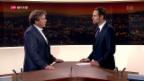 Video «FOKUS: Studiogespräch mit Reiner Eichenberger» abspielen