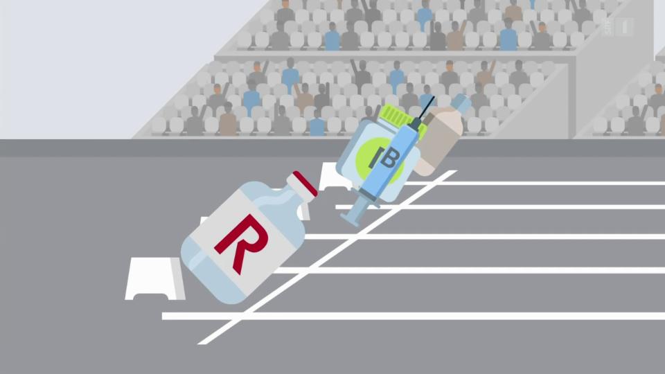 Das Rennen um wirksame Covid-Medikamente