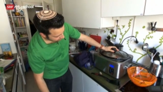 Video «Göttlich speisen: Judentum (2/5)» abspielen